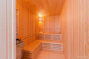 Sauna İmalat Montaj